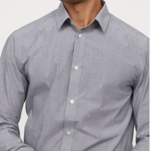 H&M Slim Fit Dress Shirts (smalls)
